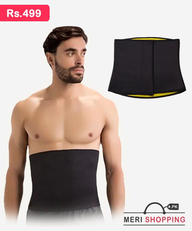 9b8e177d4748d Hot Shapers Weight Loss Belt. Online Shopping Deal for Men Rs.499 Only